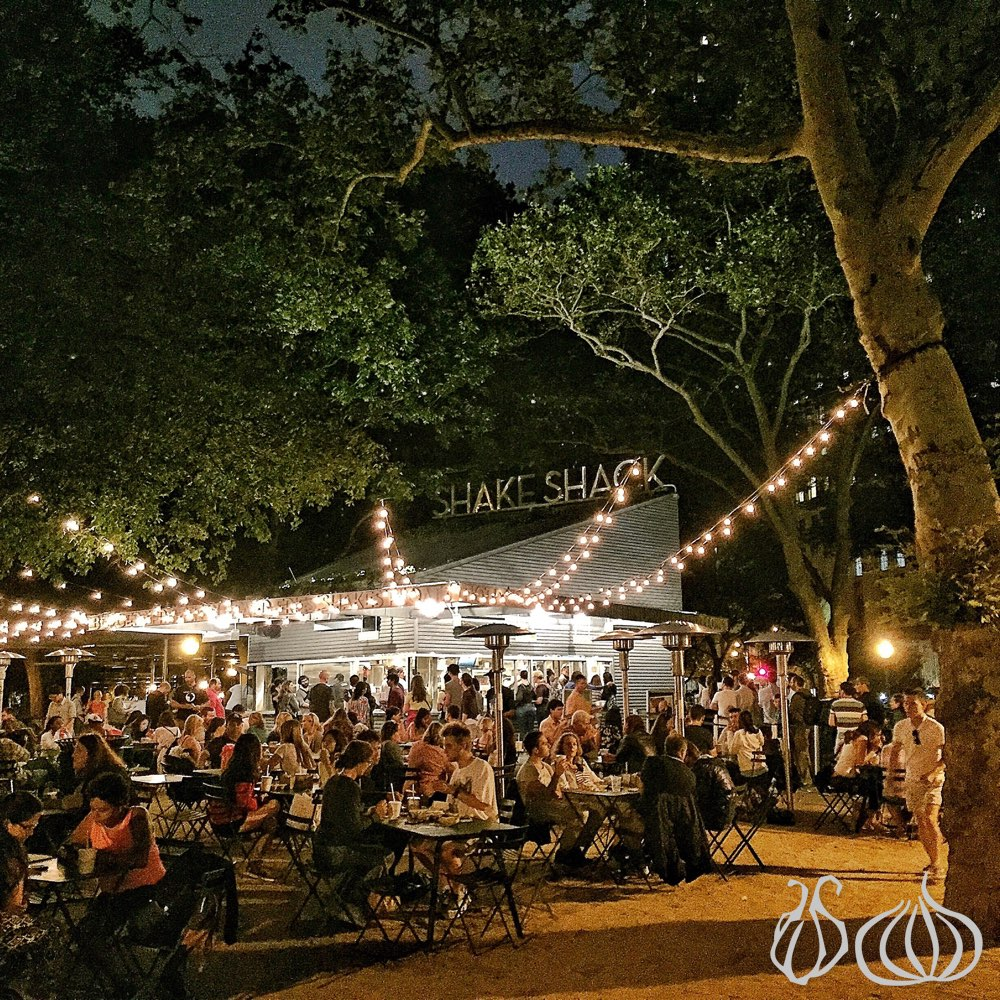 Shake Shack Madison Square Park The Experience