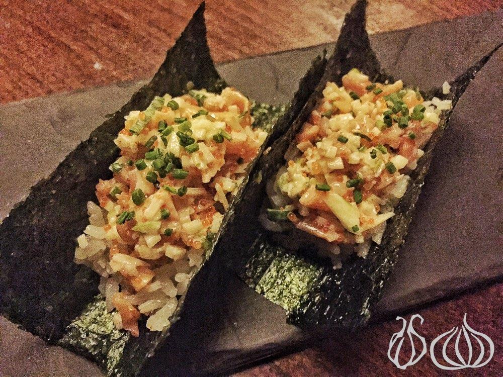 Le Sushi Bar Updates its Menu :: NoGarlicNoOnions: Restaurant ...