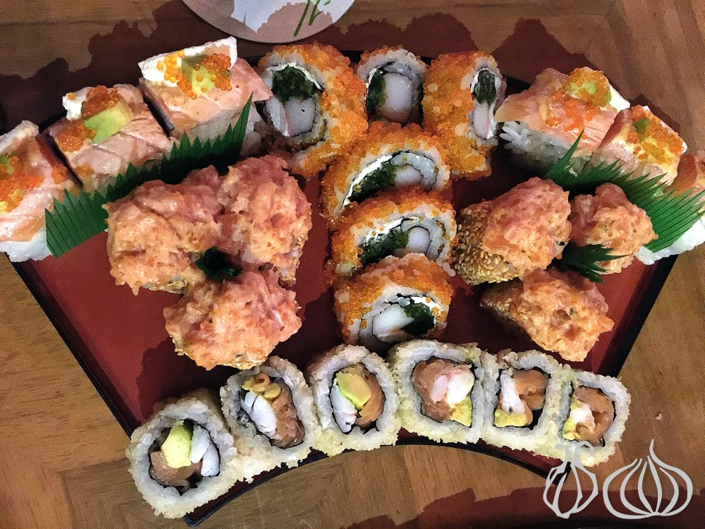 Anese Restaurants 18 Places To Eat A Good Sushi In Lebanon