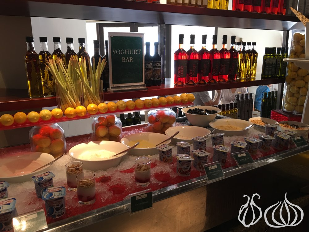 Breakfast At The Shangri La Barr El Jissah Resort Oman