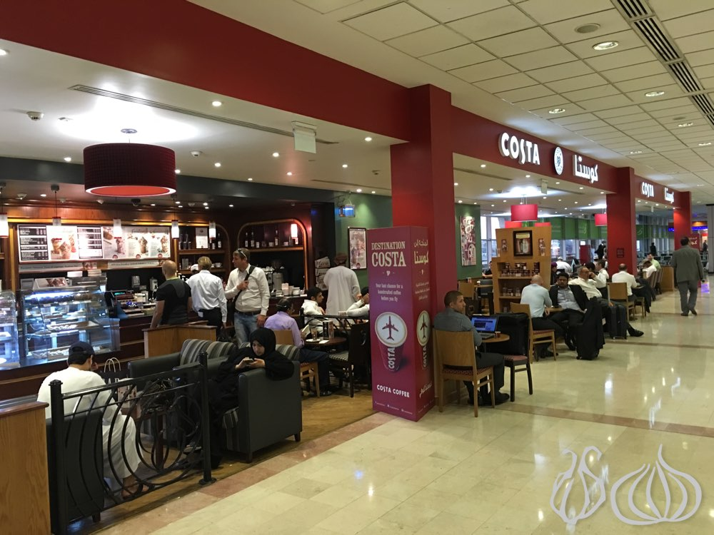 Hotel Inside Muscat Airport