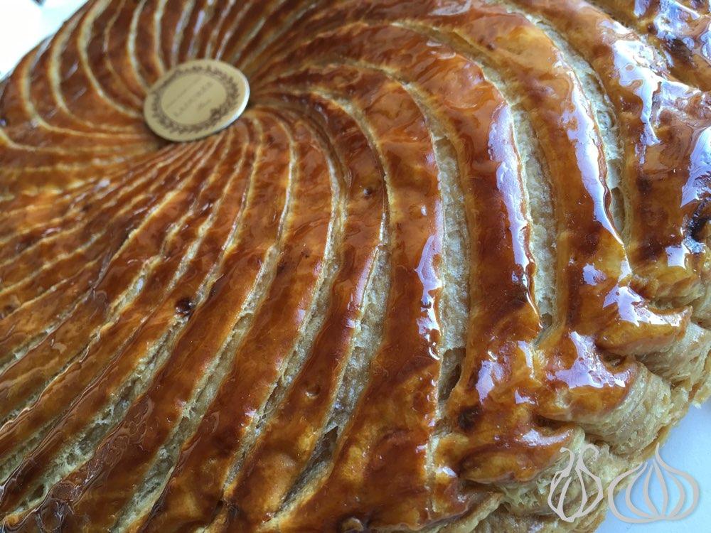 My favorite galette des rois to date in lebanon restaurant closed nogarlicnoonions - Date galette des rois ...