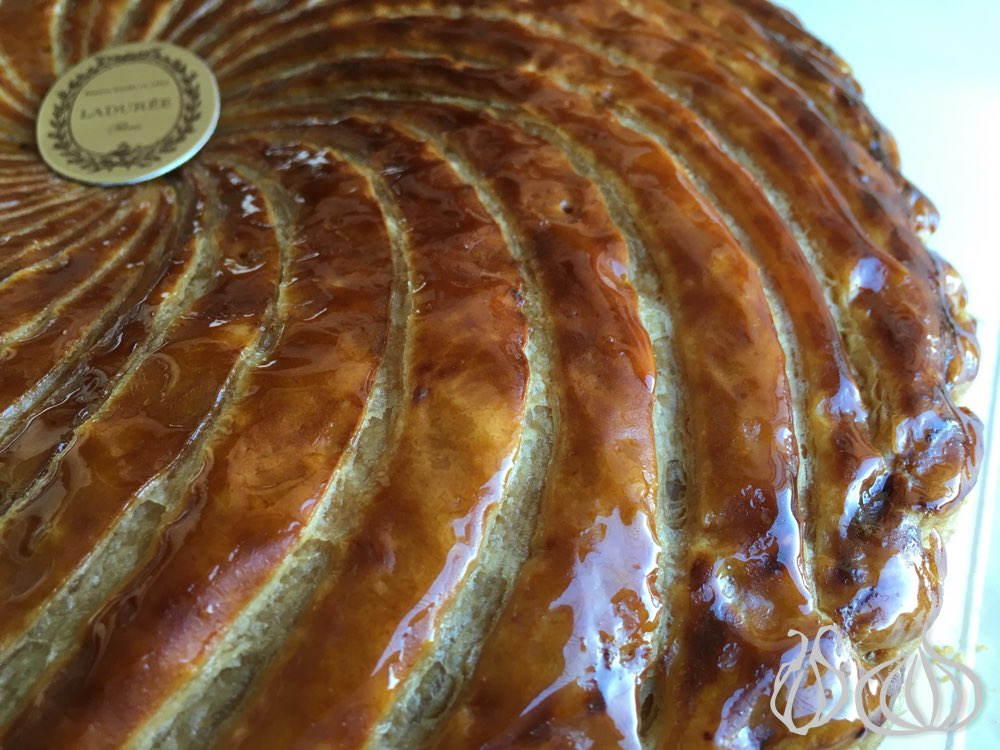 My favorite galette des rois to date in lebanon - Deco galette des rois ...