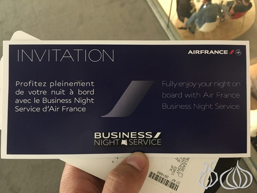 The new business night service offered by air france the new business night service offered by air france colourmoves Image collections