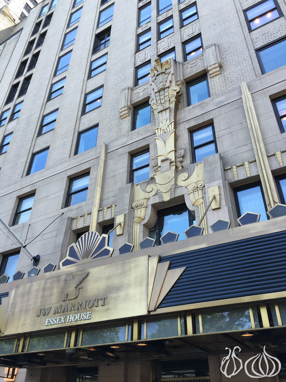 Jw Marriott Hotel New York