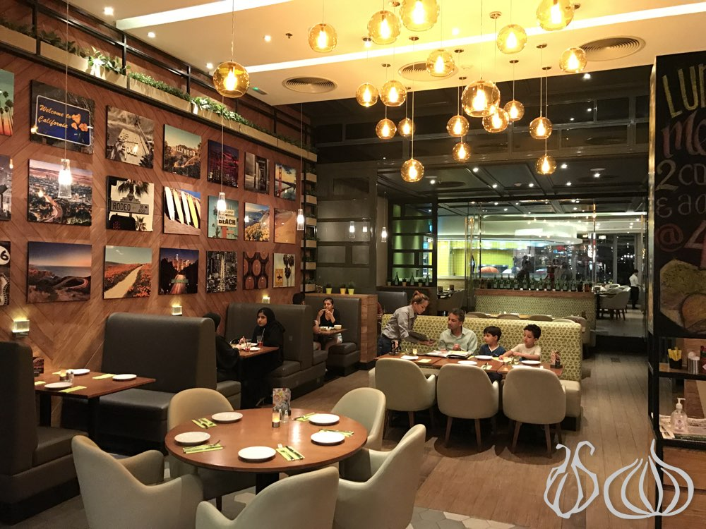 California Pizza Kitchen Dubai: Bad Food!