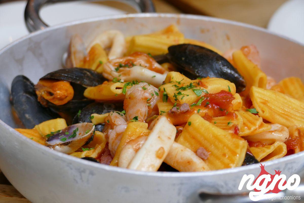 House of spaghetti homey italian cuisine in london - Italian cuisine pasta ...