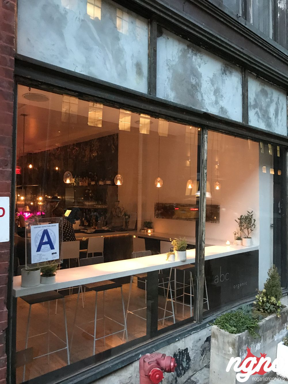 Abc Kitchen A Flawless Experience In New York Nogarlicnoonions Restaurant Food And Travel