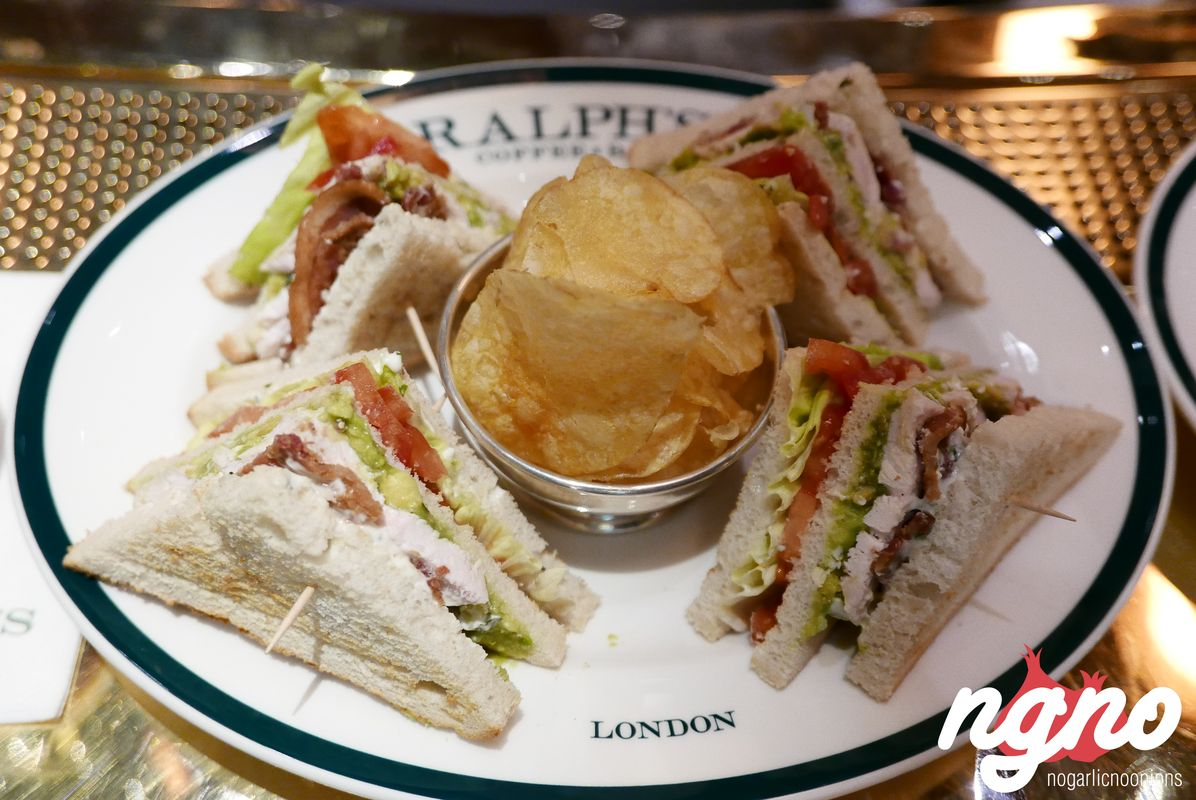 10 favorite spots where to stay and eat in london for Ralph s coffee london
