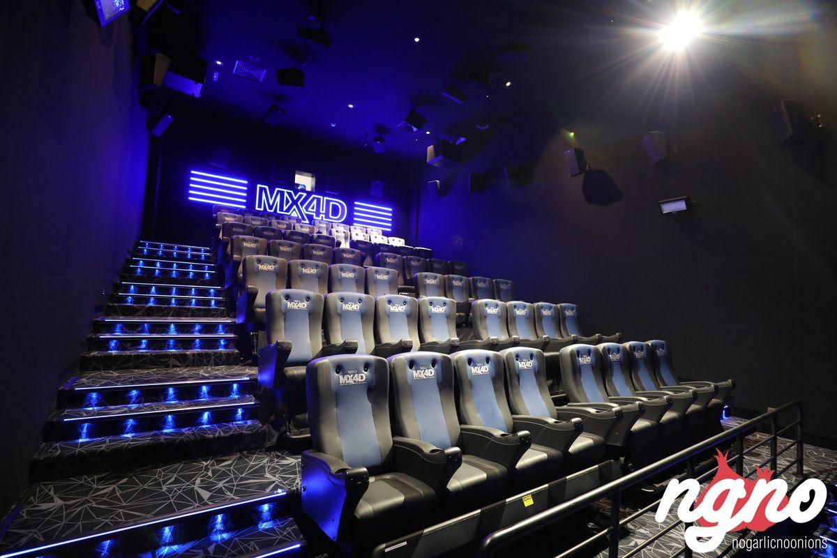 Grand Cinemas Abc Verdun Is Now Open Photos Of The 11 Screens  -> Fotos De Cinemas