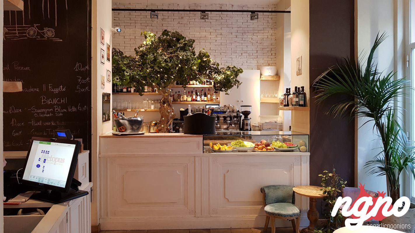 La piccola di casa bleve a favorite restaurant in roma for Schizzo di piccola casa