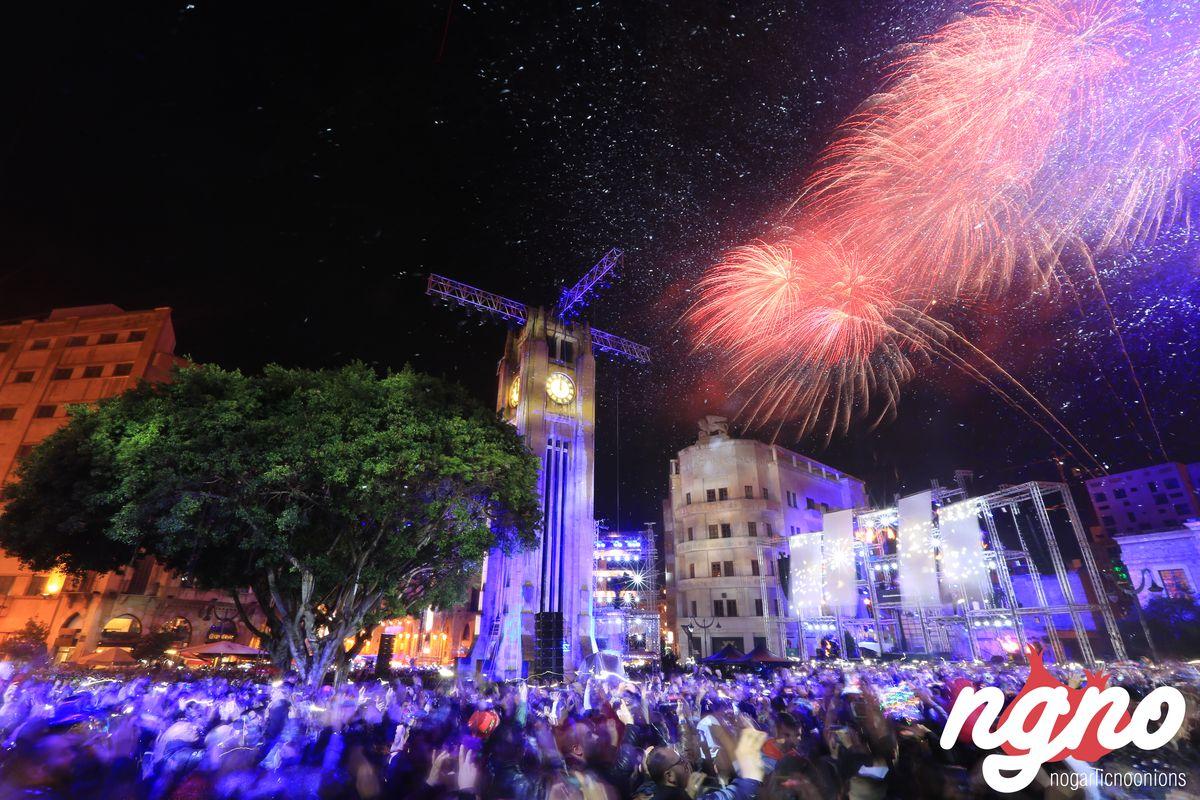 Lebanon's Biggest Party, When Beirut Unites on Nejmeh ...