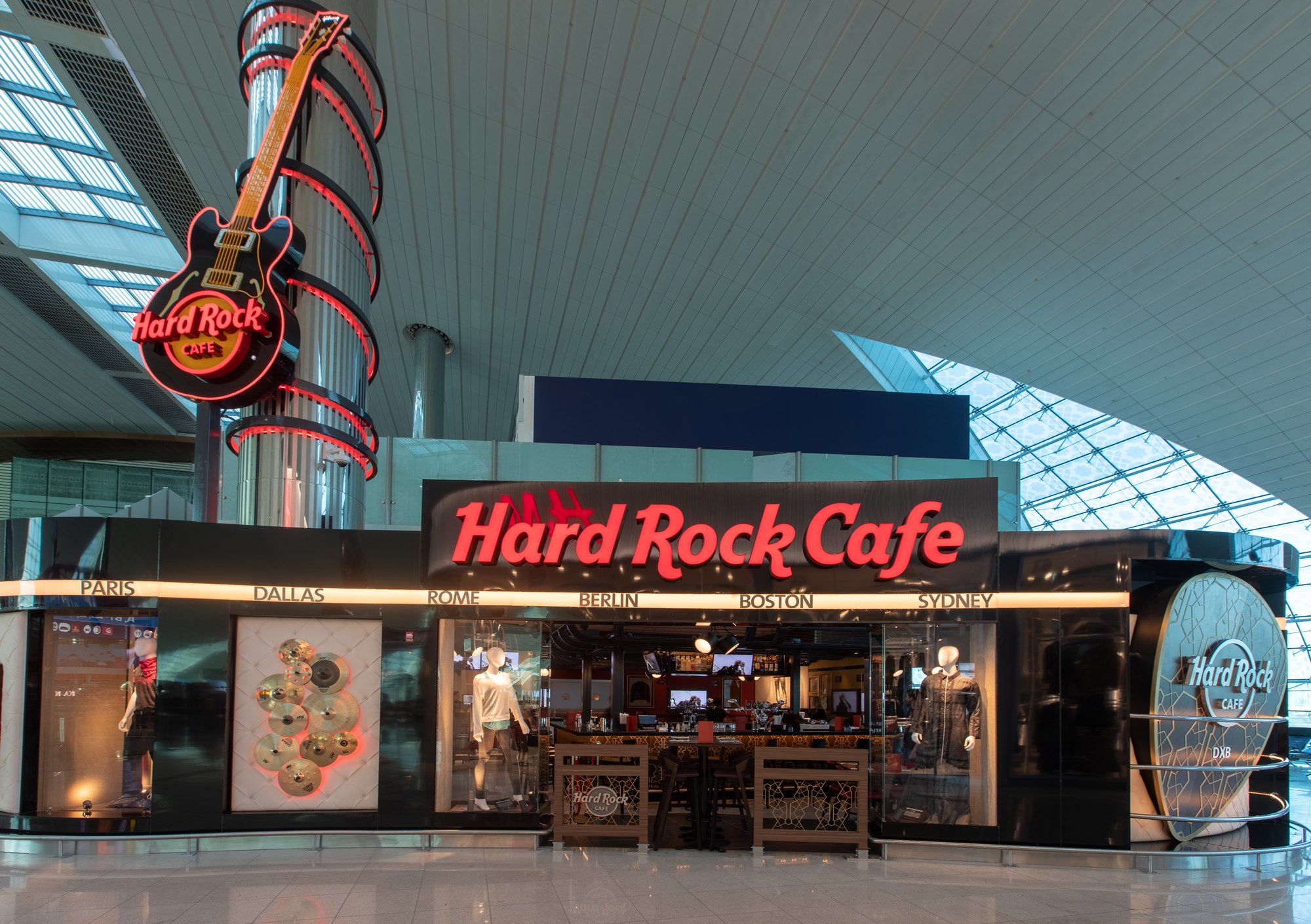 Hard Rock Cafe Australien
