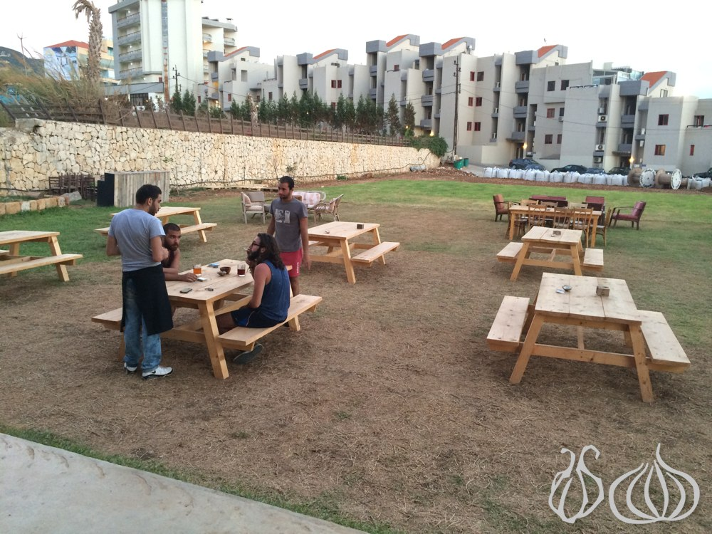 From batroun to the world a fine beer is taking lebanon for Outdoor furniture lebanon