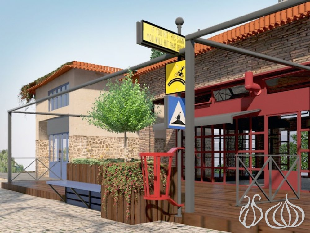 a restaurant village is coming to dbayeh. Black Bedroom Furniture Sets. Home Design Ideas