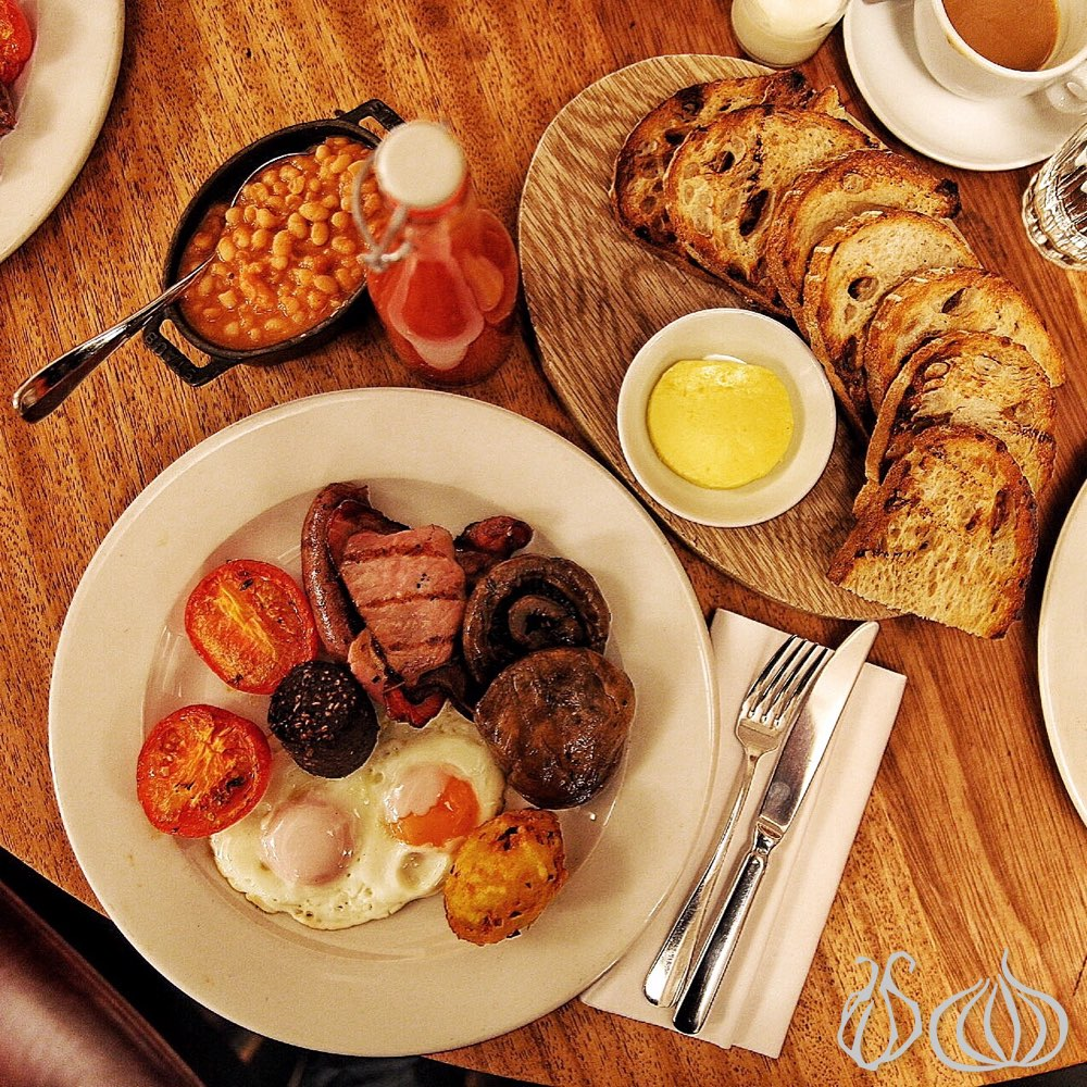 My Favorite English Breakfast at The Hawksmoor :: NoGarlicNoOnions: Restaurant, Food, and Travel ...