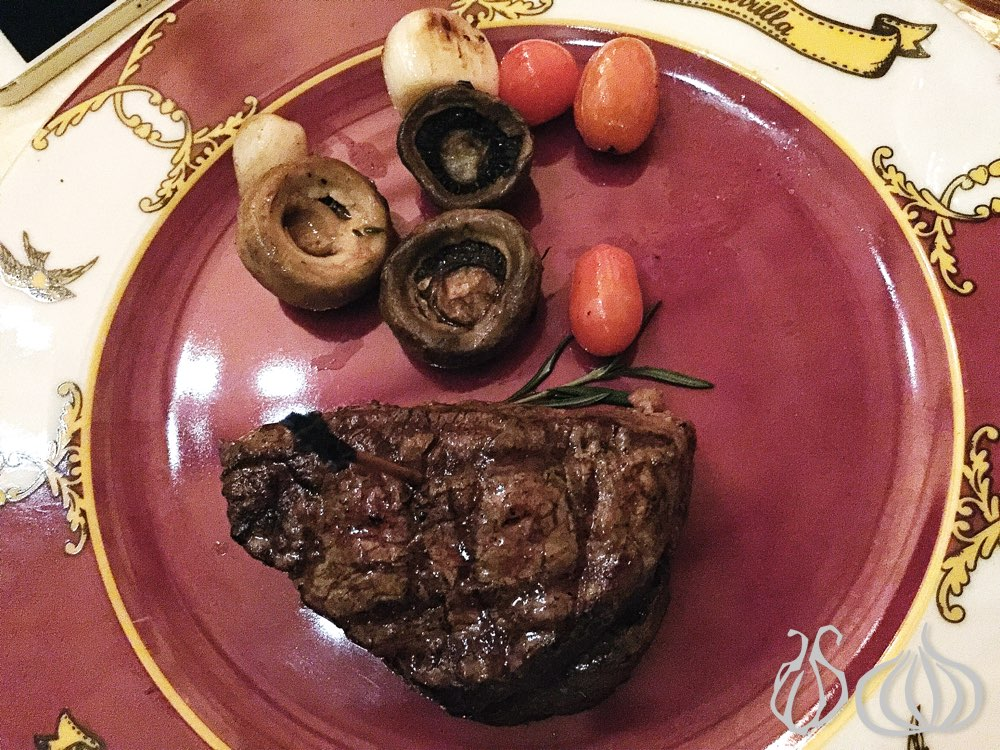 la parrilla steak restaurant