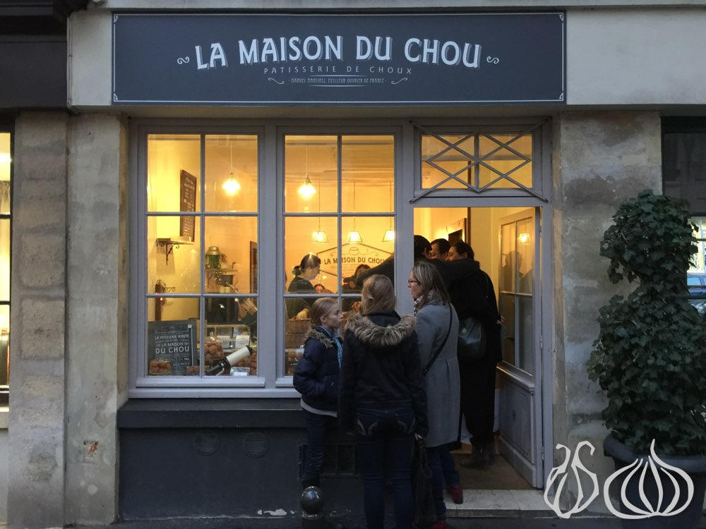 La maison du chou finesse and simplicity is the motto - La maison du convertible paris 12 ...