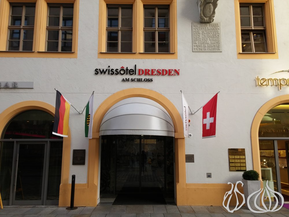 Swissotel Am Schloss Swiss Perfection In Dresden