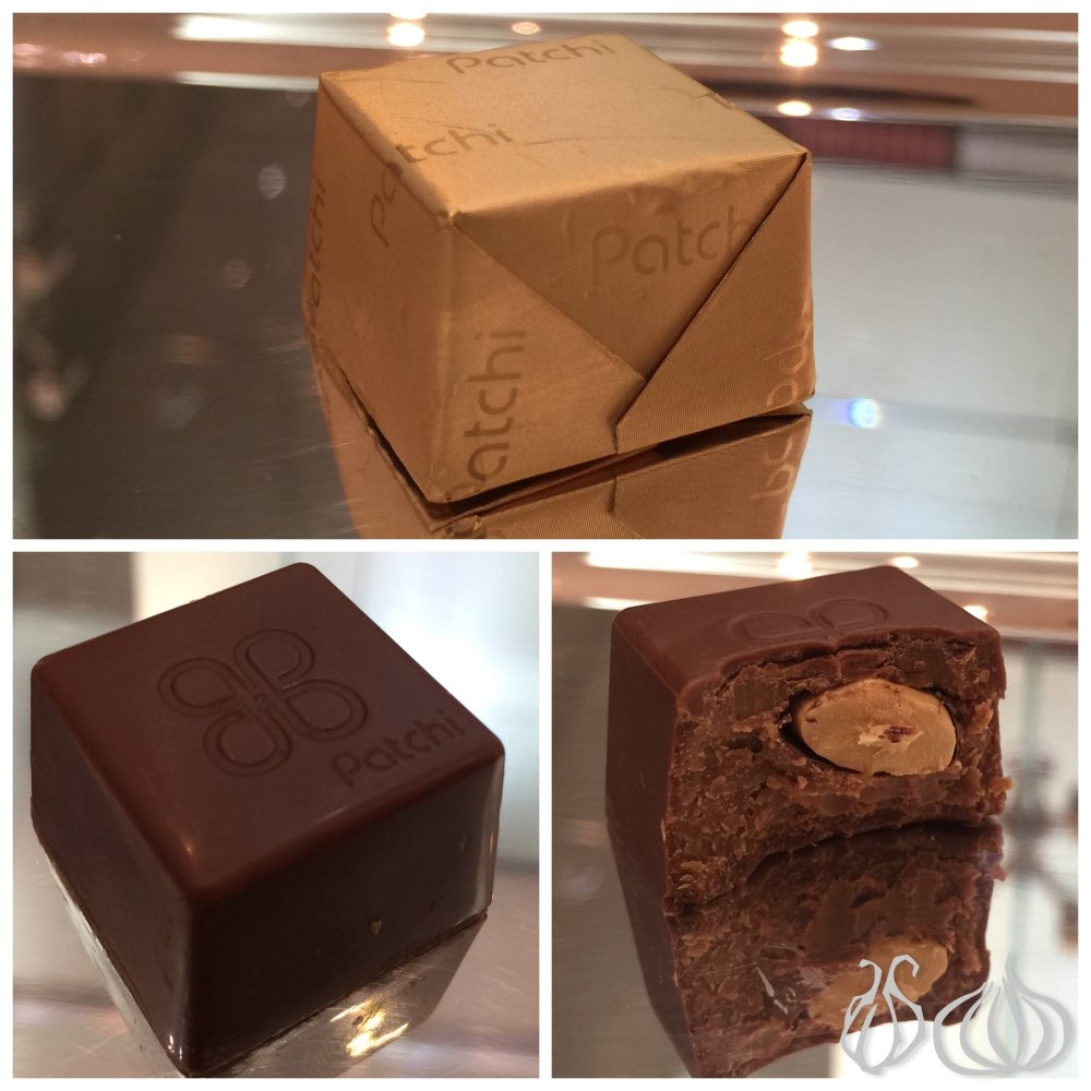 Chocolate Boxed Designs from Patchi