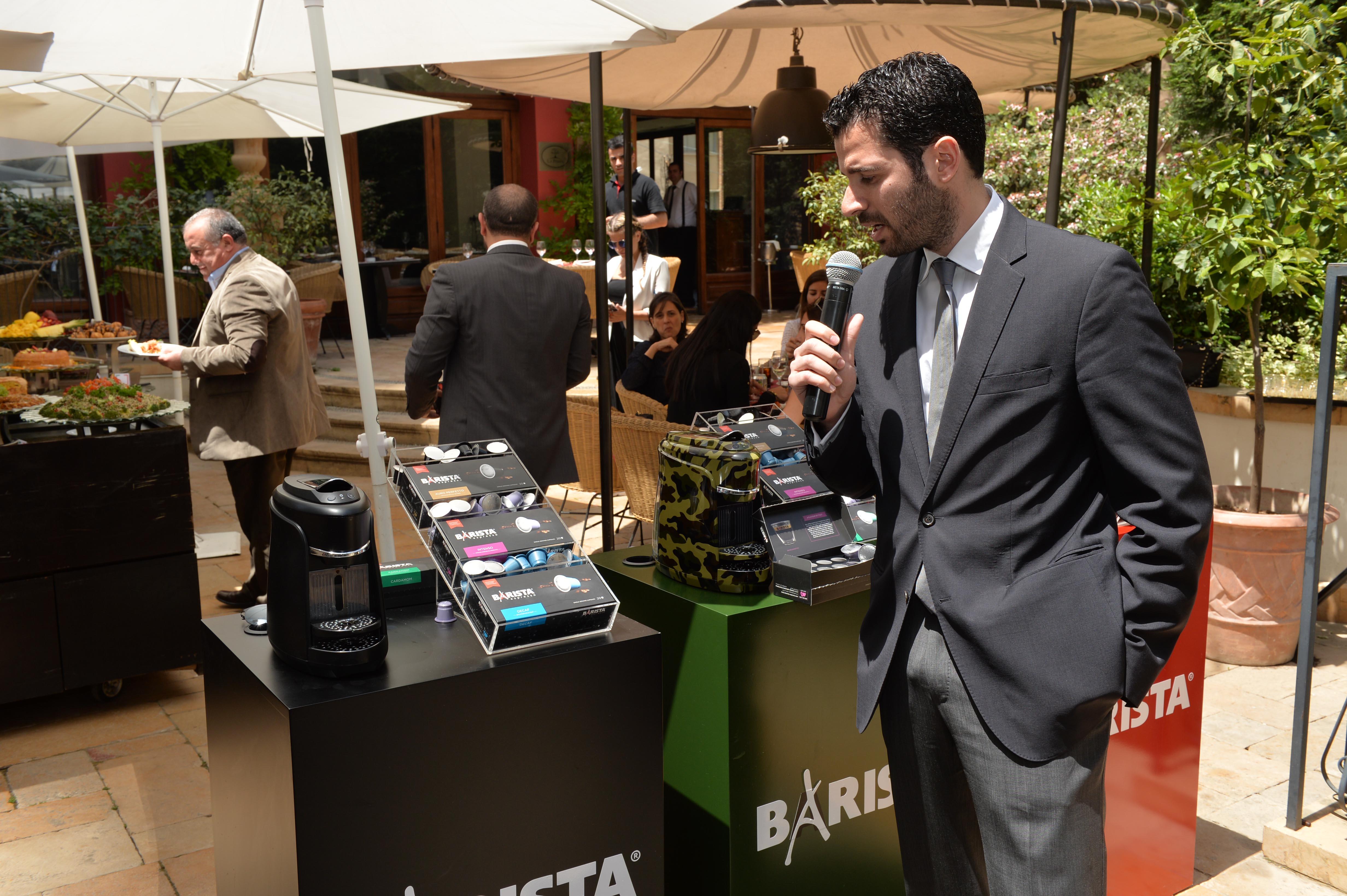 Welcome Barista S New Espresso Machine And Capsules