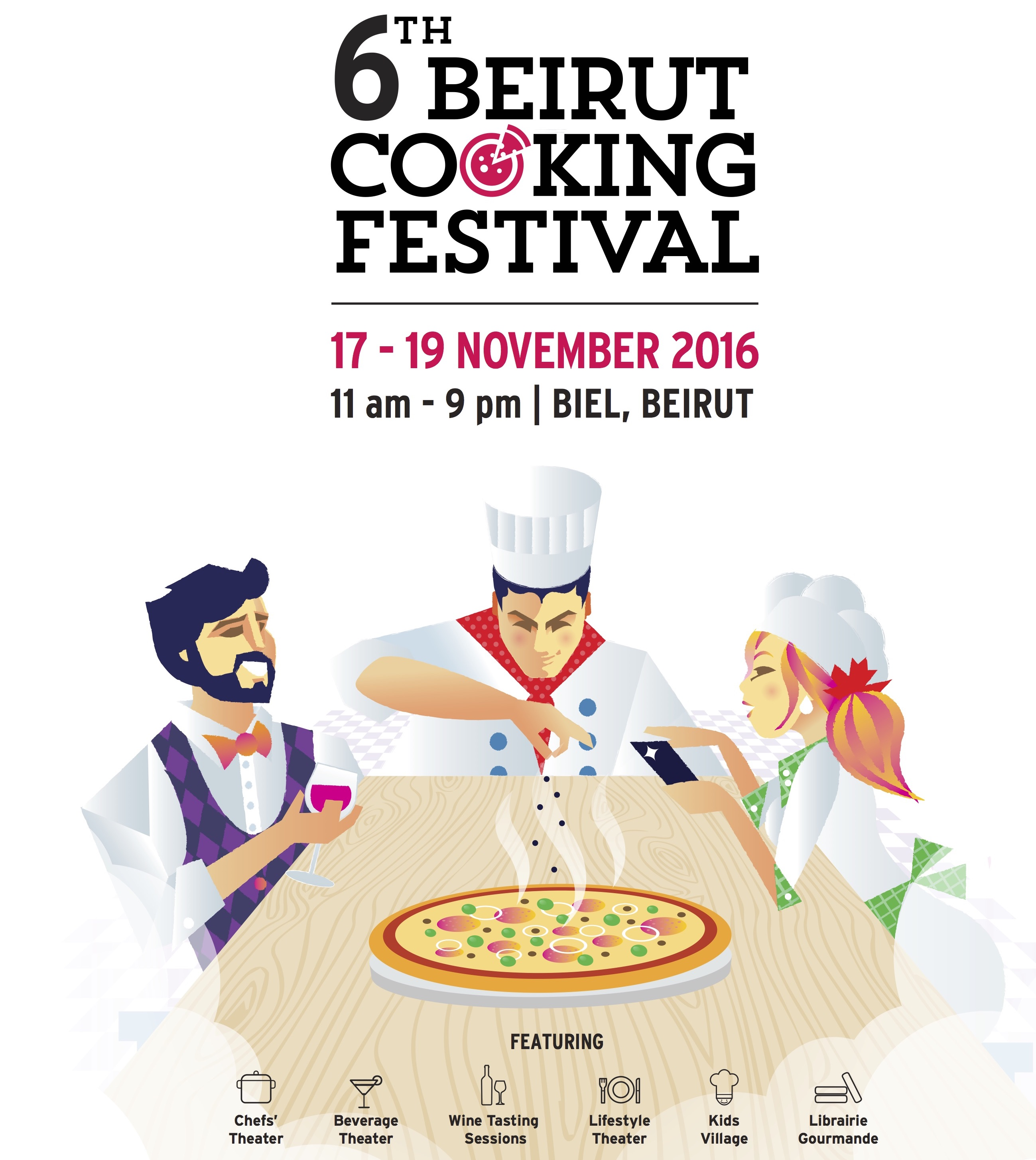 Cooking Festival 2016
