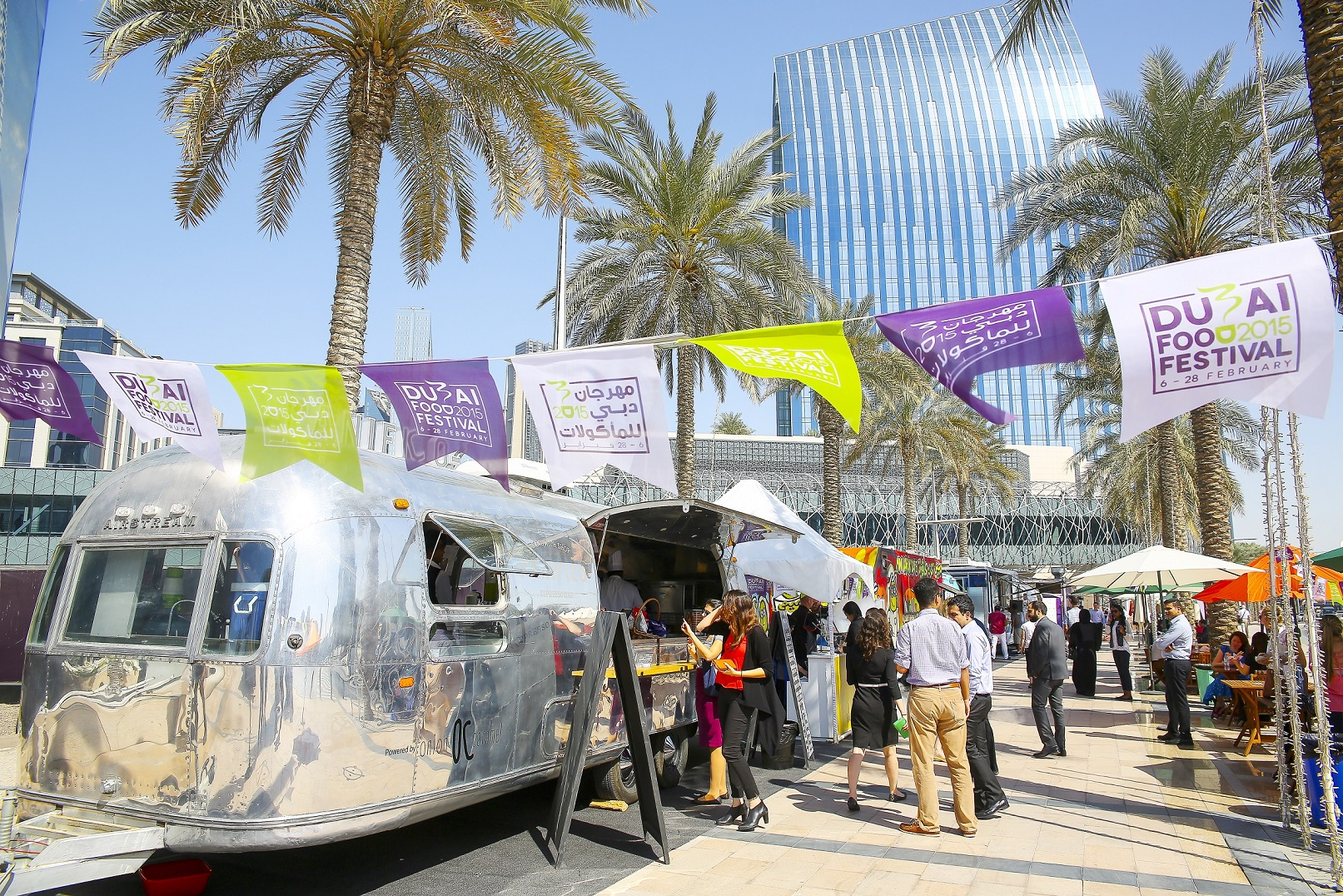 Food trucks will be back at DFF 2019