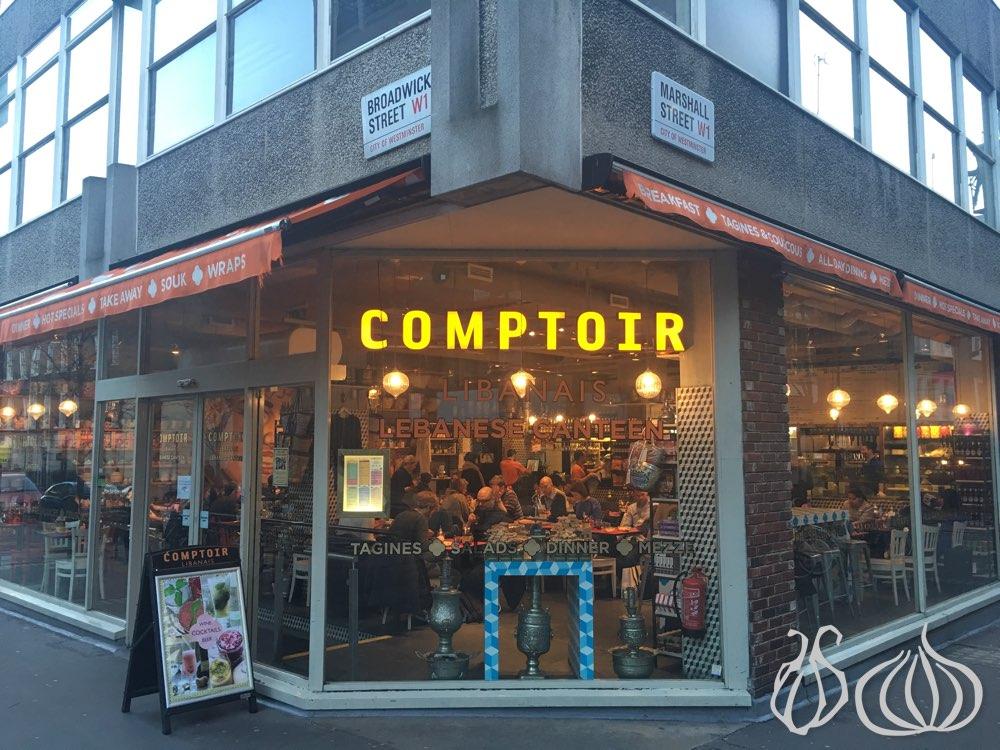 Comptoir libanais stretches out across new locations - Comptoir restaurant london ...