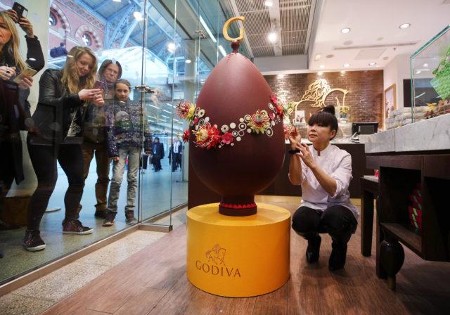 Godiva-egg
