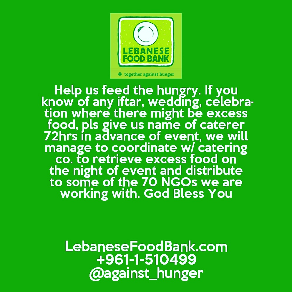 Lebanese Food Bank