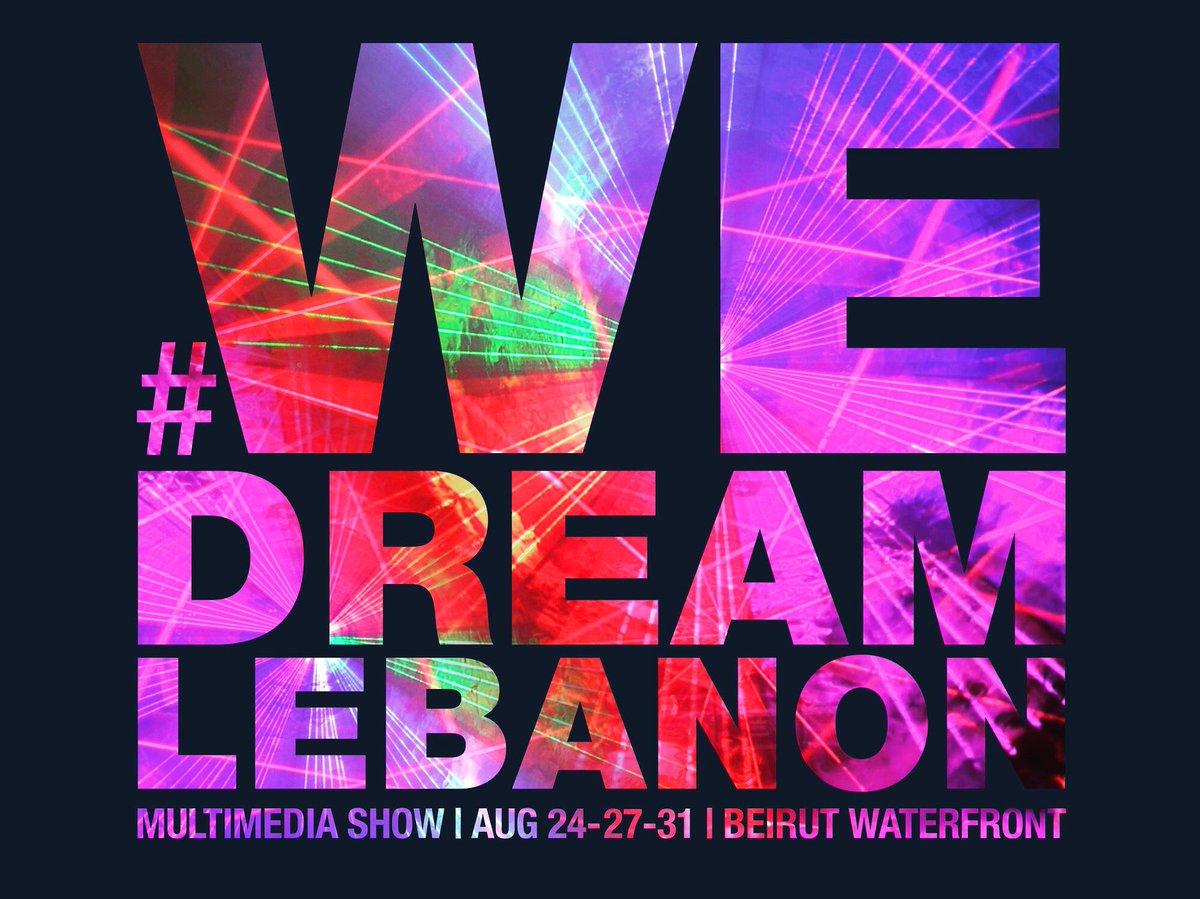 We Dream Lebanon: Beirut's Biggest Festival Ever
