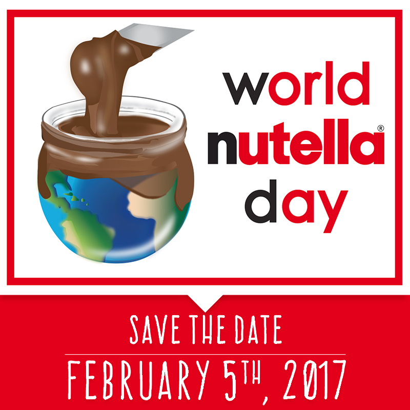 Nutella 5th February