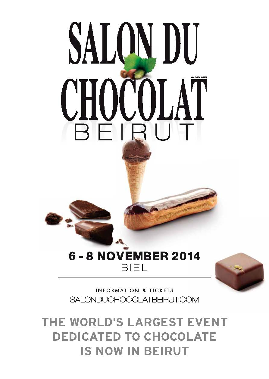 Salon du chocolat beirut 2014 nogarlicnoonions restaurant food and travel stories reviews - Salon du chocolat a marseille ...