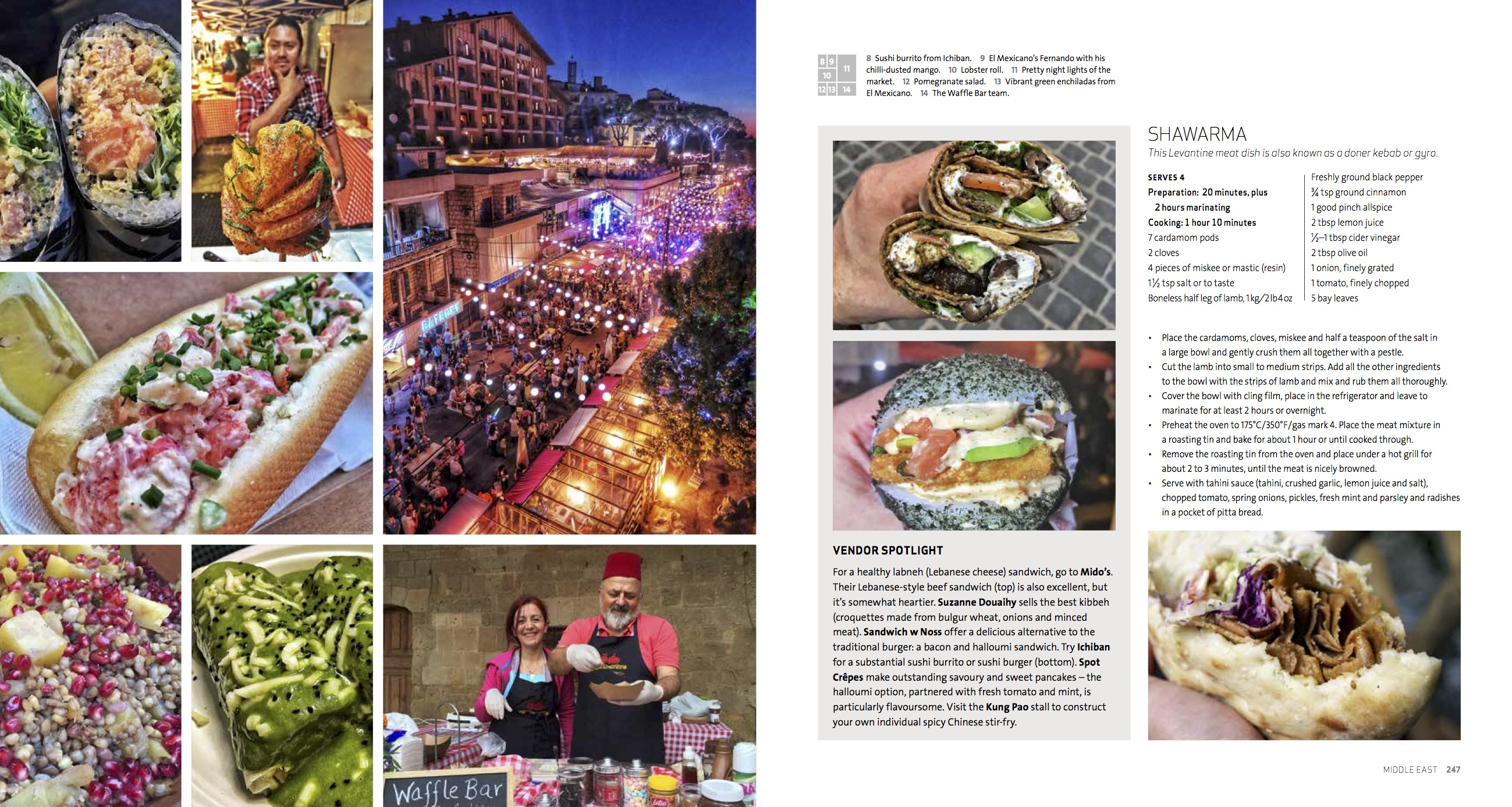 World Atlas of Street Food Page 1