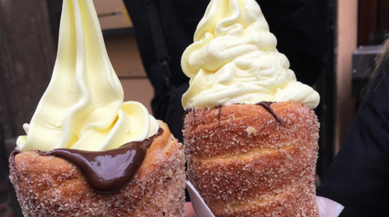 How To Make Chimney Cake Cones
