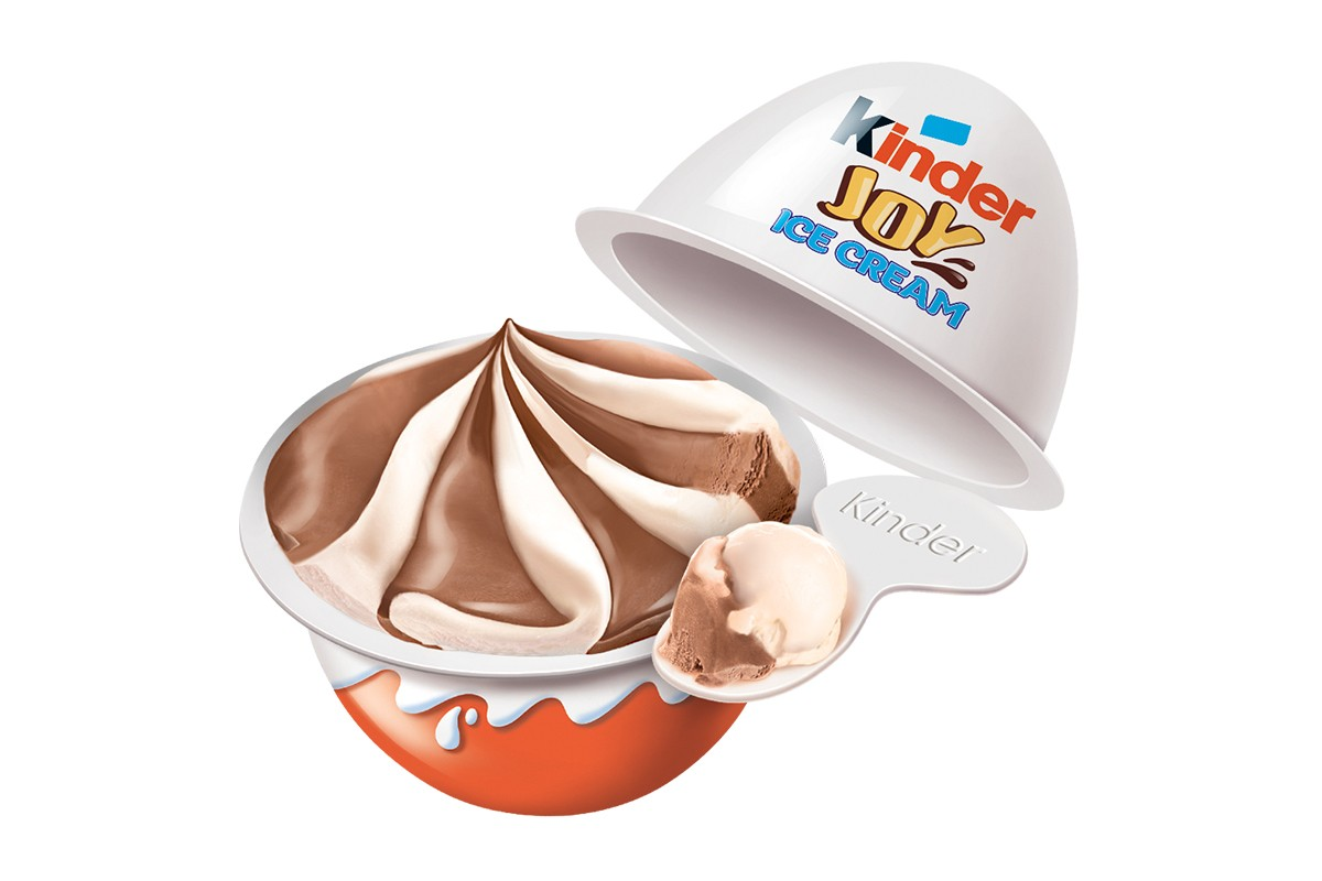 kinder-icecream