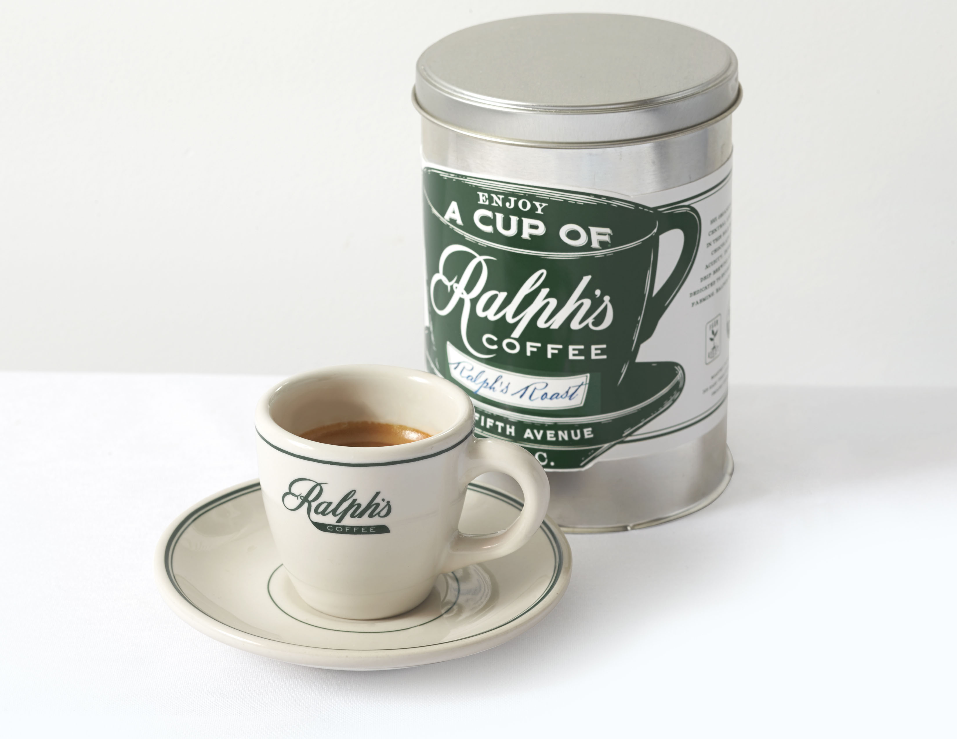 Have a Cup of Coffee with Ralph Lauren in NYC :: NoGarlicNoOnions ...