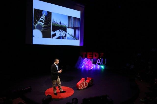 Anthony Rahayel TED
