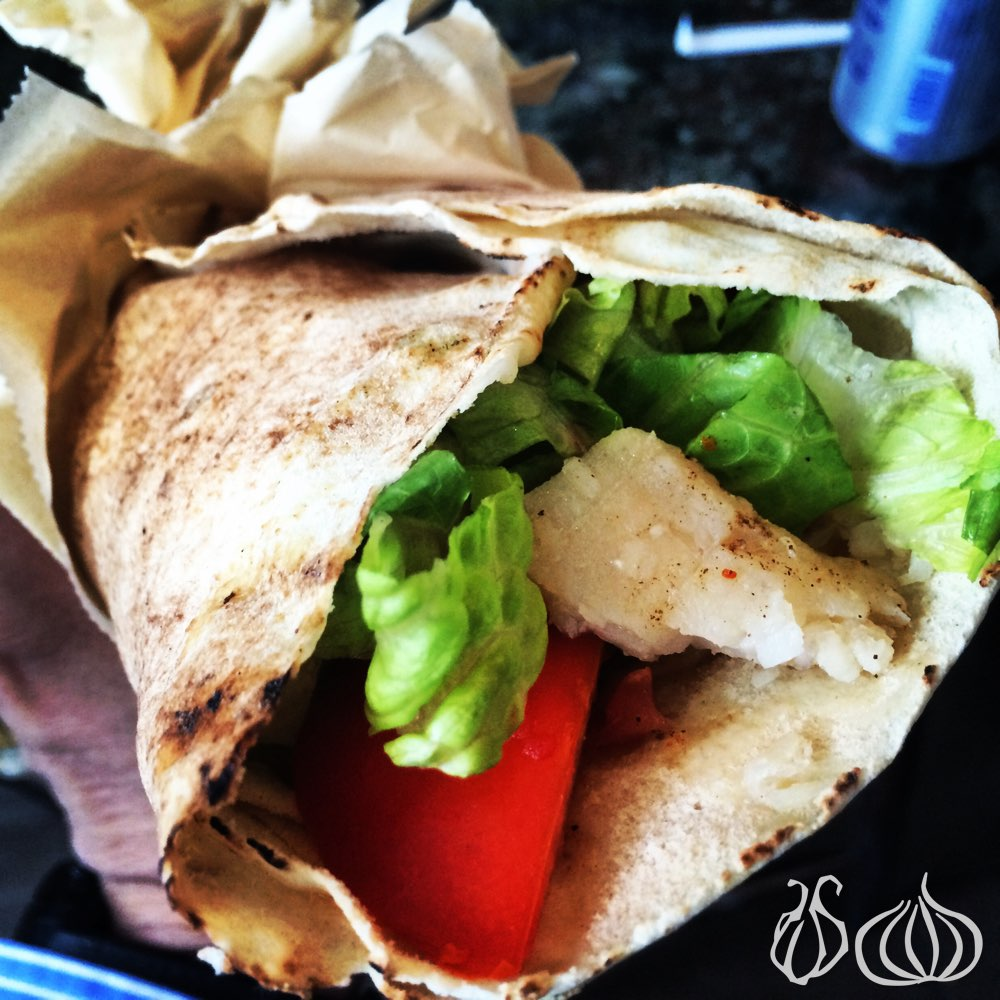 It's a Wrap… 33 of Lebanon's Tastiest Sandwiches and Wraps