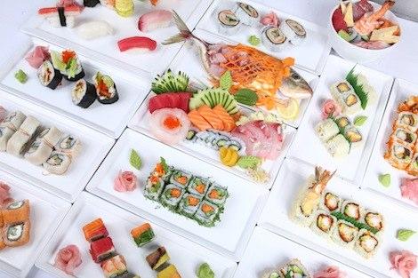 Neo Fusion Amp Japanese Restaurant Doha Nogarlicnoonions