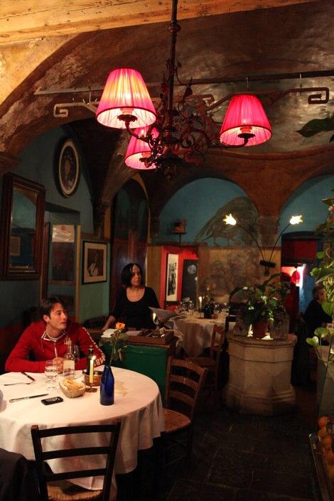 Trattoria garga florence nogarlicnoonions restaurant - La cucina del garga ...