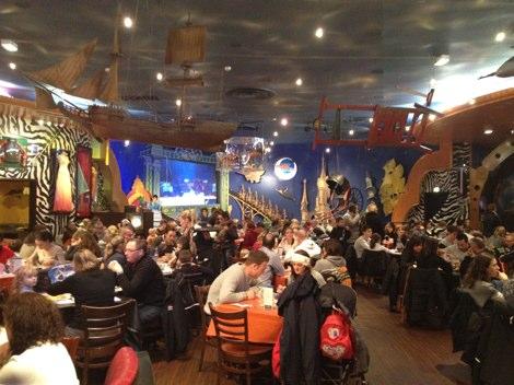 Hard Rock Cafe Disney Paris