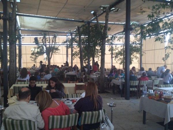 Chez Michel Restaurant Faqra Nogarlicnoonions