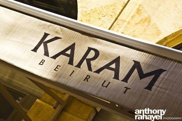 Karam Paris Cafe