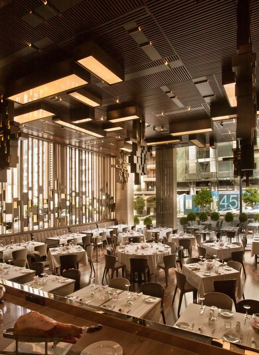 Restaurant meets design cocteau beirut