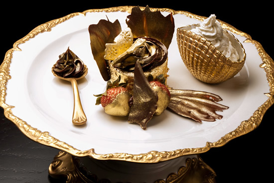 Golden Phoenix Cupcake: Most Expensive Edible Cupcake at