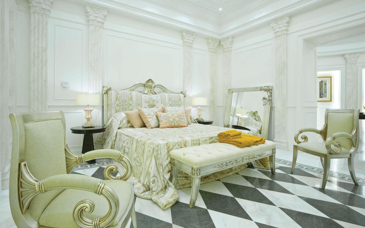 Hotel Palazzo Versace :: NoGarlicNoOnions: Restaurant