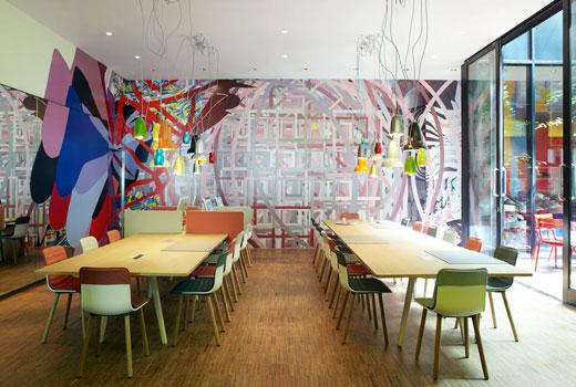 Citizen m london nogarlicnoonions restaurant food and travel stories reviews lebanon - Design hotel citizenm london ...