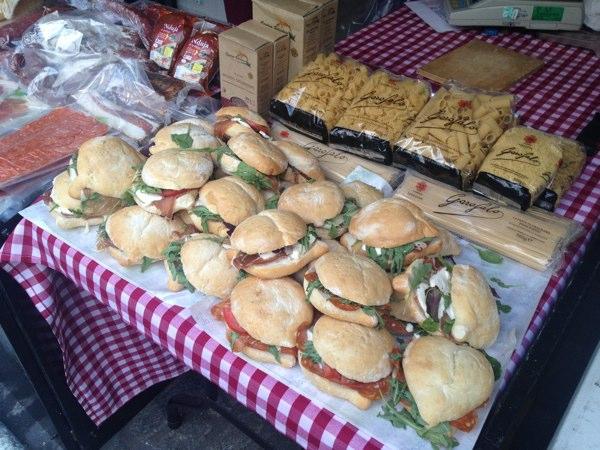 Food Market Covent Garden Thursdays