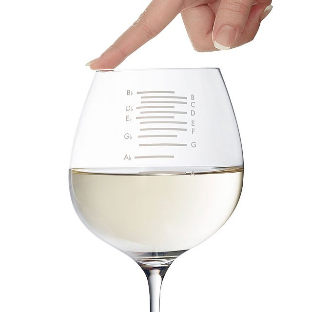 Musical Wine Glasses Turn Your Sips Into A Symphony